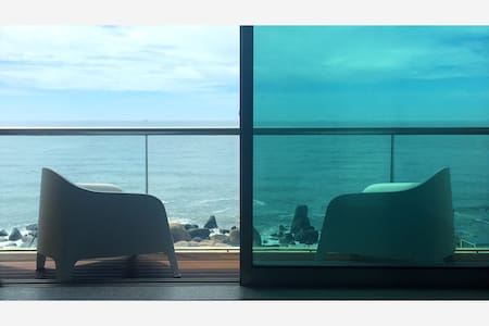 Apartamento de Luxo na Praia de Lavadores - Vila Nova de Gaia - Pis