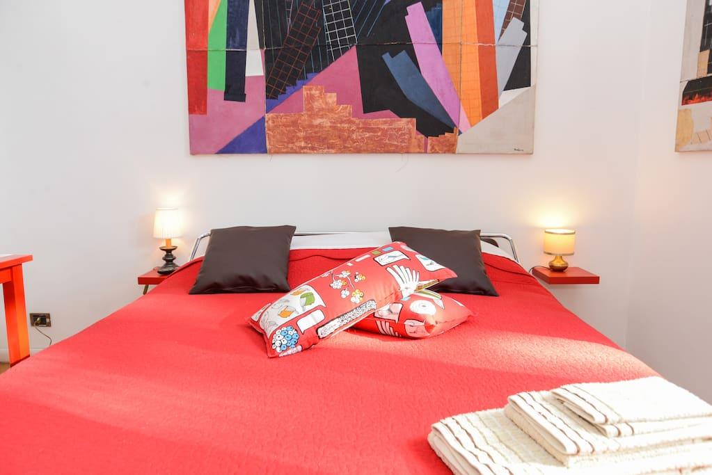 B&B Villa Musa, Room Pop Art