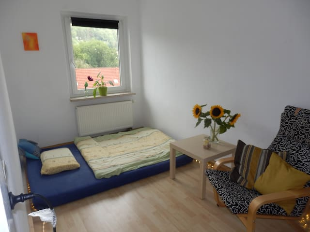 Lovely Room in Jena-West