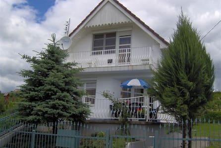 Beautiful house in Bogács - Bogács - Kabin