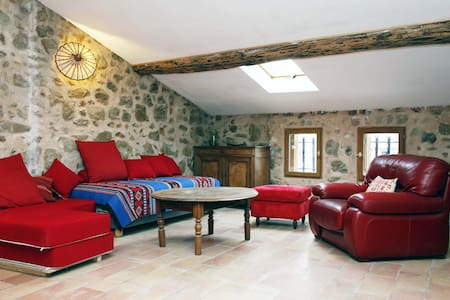 fully equipped loft - Saint-Cézaire-sur-Siagne