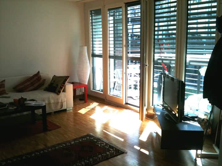 Zurich-heart of the city, 2,5 rooms