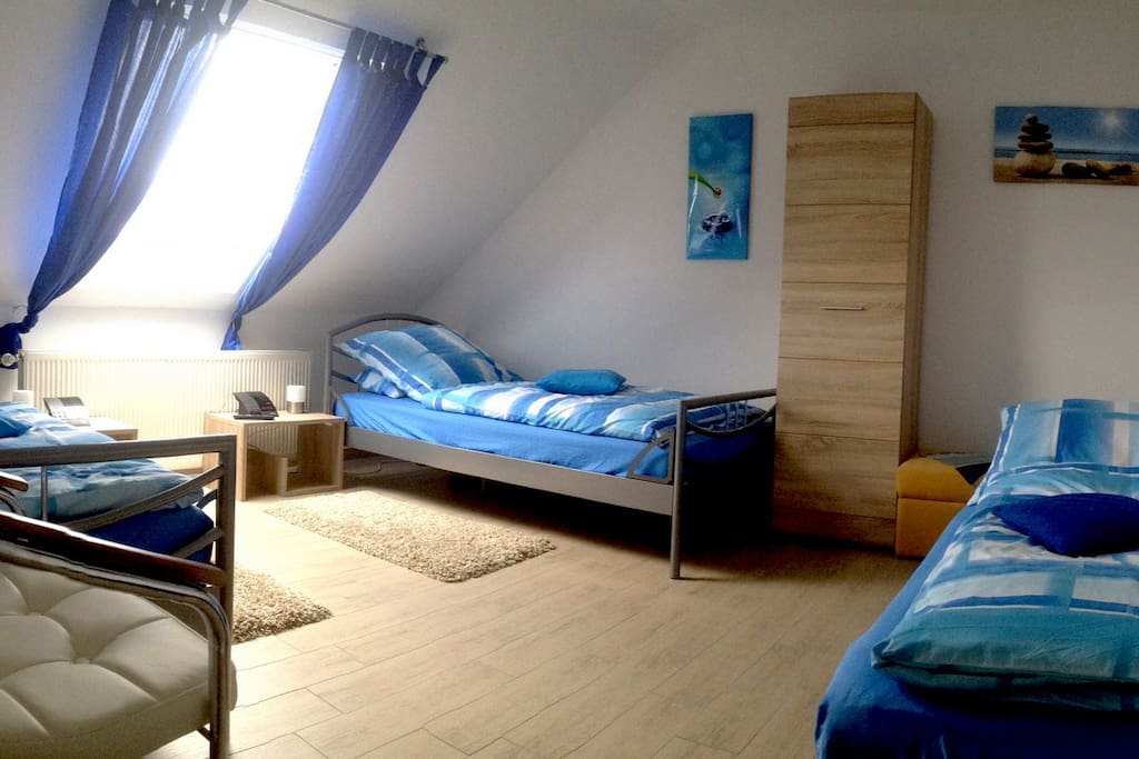Panorama Schlafzimmer