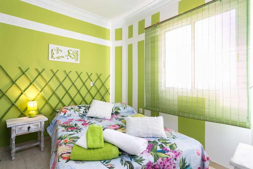 Dormitorio segundo......