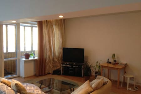 Fully furnished cozy 2-room aprtmnt - Алматы - Apartment