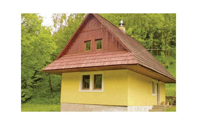Holiday cottage with 2 bedrooms on 74m² in Zázrivá