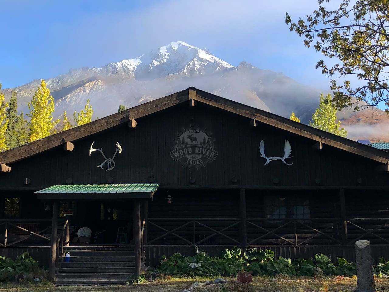 Main Lodge Building