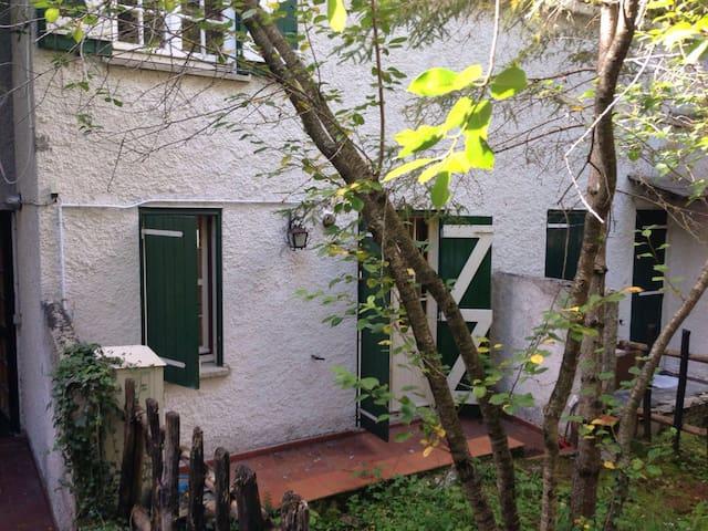 Delizioso appartamento panoramico con  giardino - Rivisondoli - Appartement