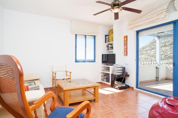 Las Negras, Nijar, Andalucia, Spain - Las Negras - Apartment