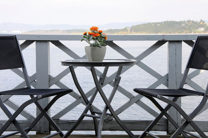 Waterfront suite 12 min from centre - Oslo - Talo