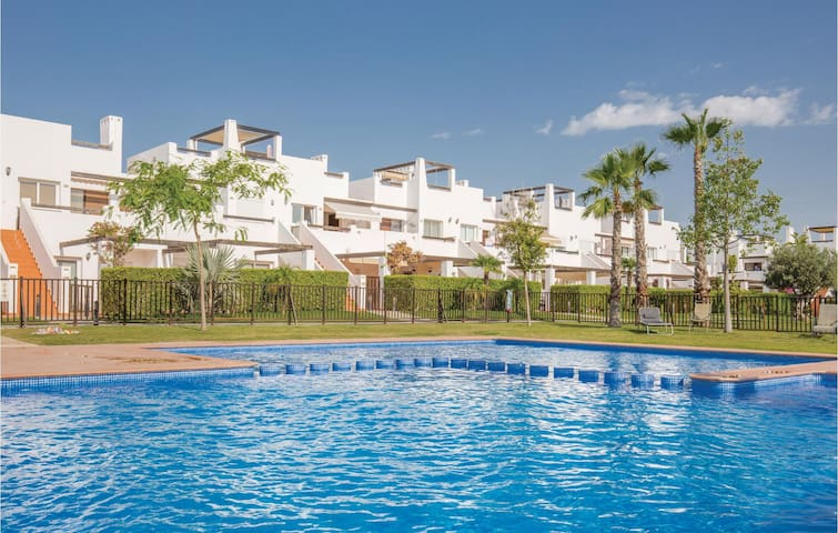 Holiday apartment with 3 bedrooms on 44m² in Alhama de Murcia