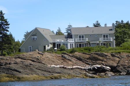 Apartment w/kitchen on the Ocean! - Phippsburg
