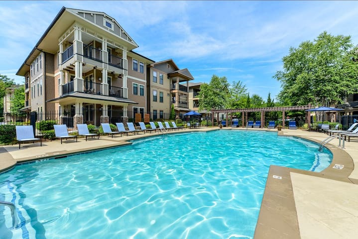 Luxury 2 Bedroom in Johns Creek - Johns Creek - Byt