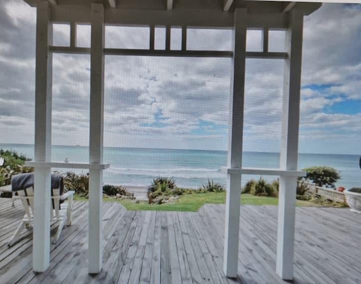 Romantic Beachfront Cottage