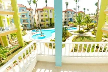 Palm Suites D3 - Walk to the Beach, Grocery & Dining Free Wi-Fi - Lejlighedskompleks
