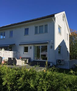 New basement apartment with private bathroom - Oslo - Appartement