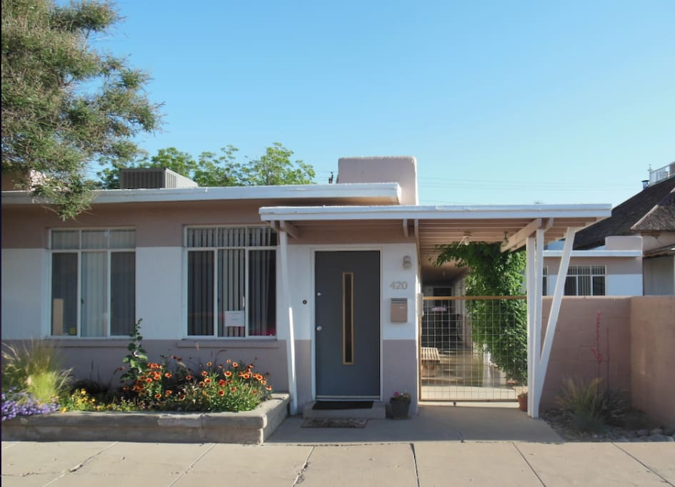 Unique Retro Gem In Historic Neighborhood Apartments For Rent In Las Cruces New Mexico