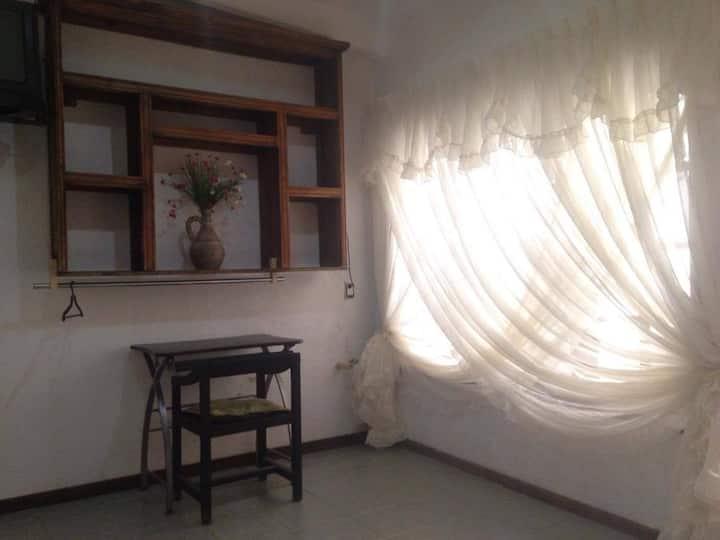 Habitación privada cerca del centro de Tulancingo.