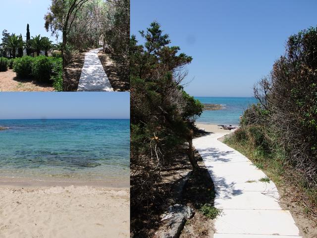 Frontline beach villa- Rosa Marina - Rosa Marina - Villa