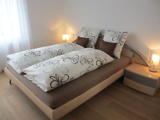 Luxury Living close to St. Gallen - Speicher - Apartament