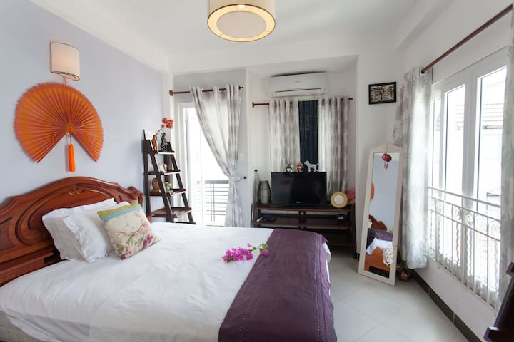 Great Authentic Stay in Saigon