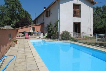 chambres d'hôte des oves - Le Péage-de-Roussillon - Guesthouse