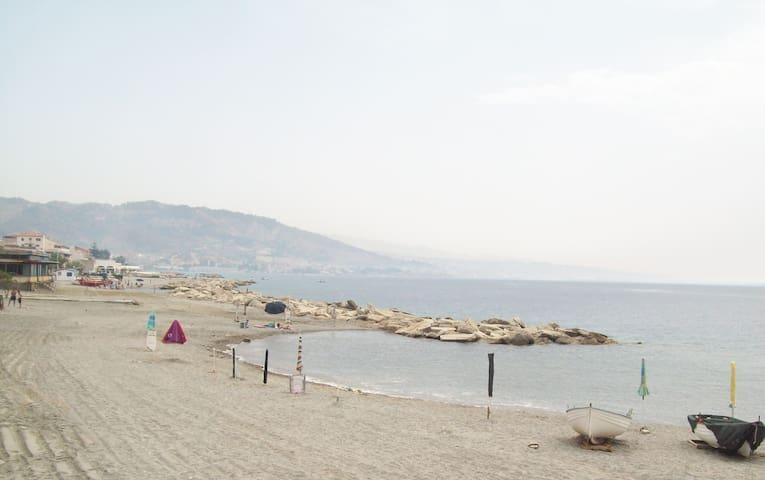 Gallico M.(RC) Appart.arredat, clim - Gallico Marina - Byt