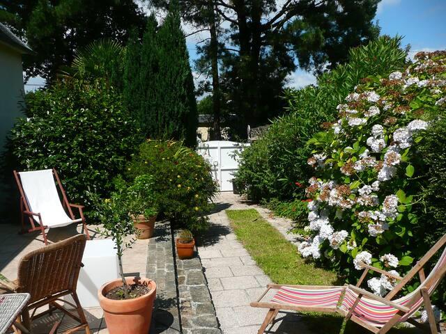 Jolie villa familiale à la mer - Douarnenez - Villa