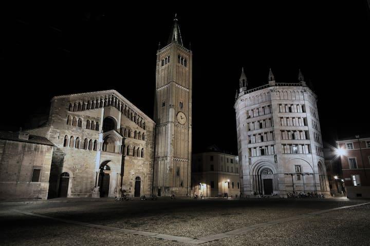Visit Parma like a Parmigiano!