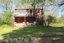 Tisbury/ Lagoon Pond guesthouse apt