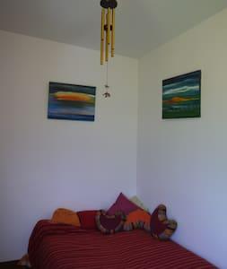 chambre calme avec vue