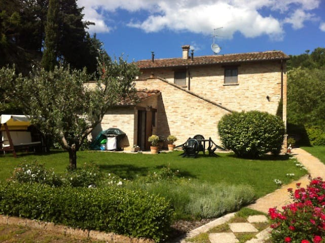 Delightful apartment Urbino - Urbino - Appartement