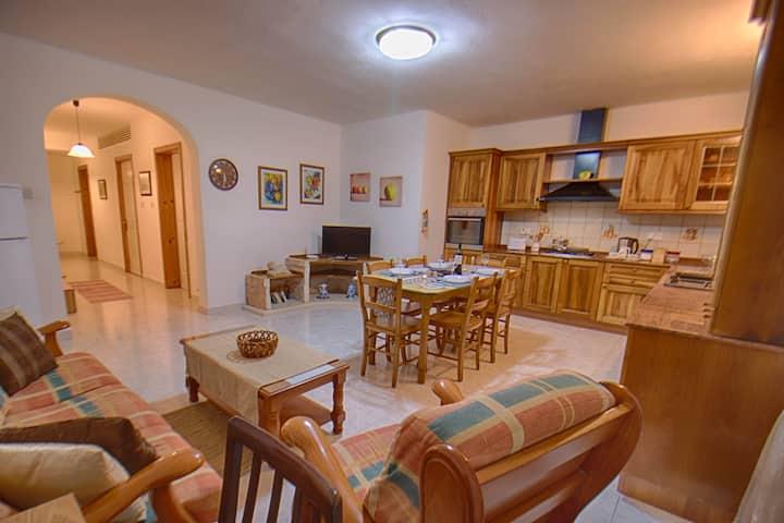 Apartment in Mellieha, Malta