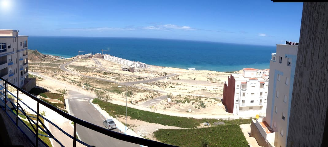 Al hoceima apartment with see view - El Hoceima - Departamento