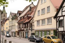 Townhouse in Historic City Centre Stadtwohnung