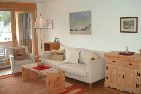 St. Moritz Area beautiful Engadina  - Apartment