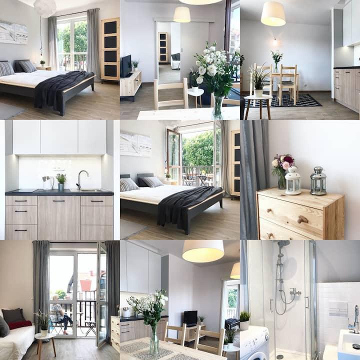 Nadmorska 8 Apartment