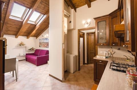 Casa Bentivogli, 5 minutter til messen og FICO