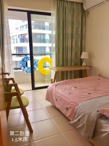 第二卧室一米五床