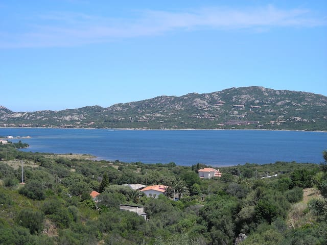 Apartamen in villa front sea Sardin - Olbia - Apartment
