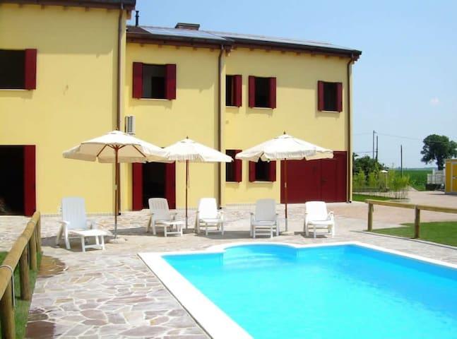 Appartamenti in Agriturismo Bertilla