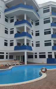 Residencial Costa Azul-Maleconcito. Pool. Wi-fi - サントドミンゴ