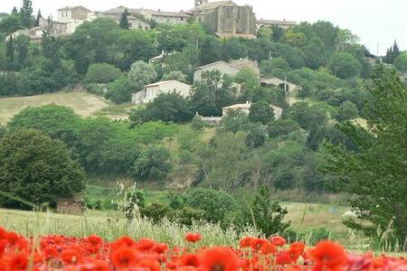 Maison de village Cathare - Mireval-Lauragais