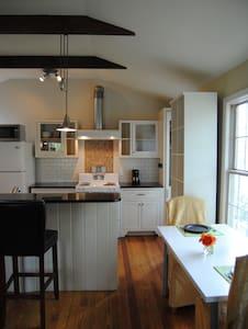 "Designer ""Treehouse"" Retreat - Austin - Apartment"