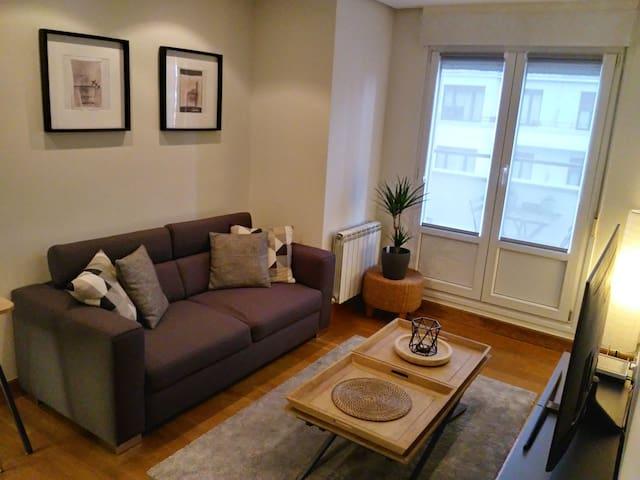 Habitación privada en Bilbao centro