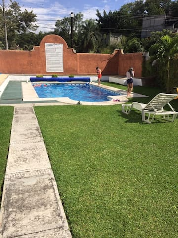 Comfy House in Temixco, Morelos - Temixco - Casa