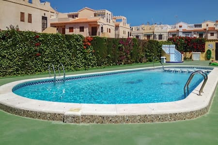 Apartment with lovely terrace - Torrevieja