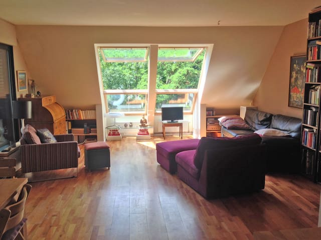 Perfect for family, 20 min center, close Potsdam - Wannsee - Apartment