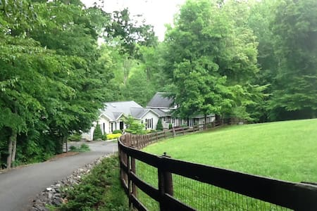 1 Bed. Apt. on Horse Farm on River - Manassas - Apartamento