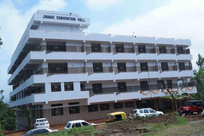 Janaki Comforts - Somwarpet - Hotel butikowy